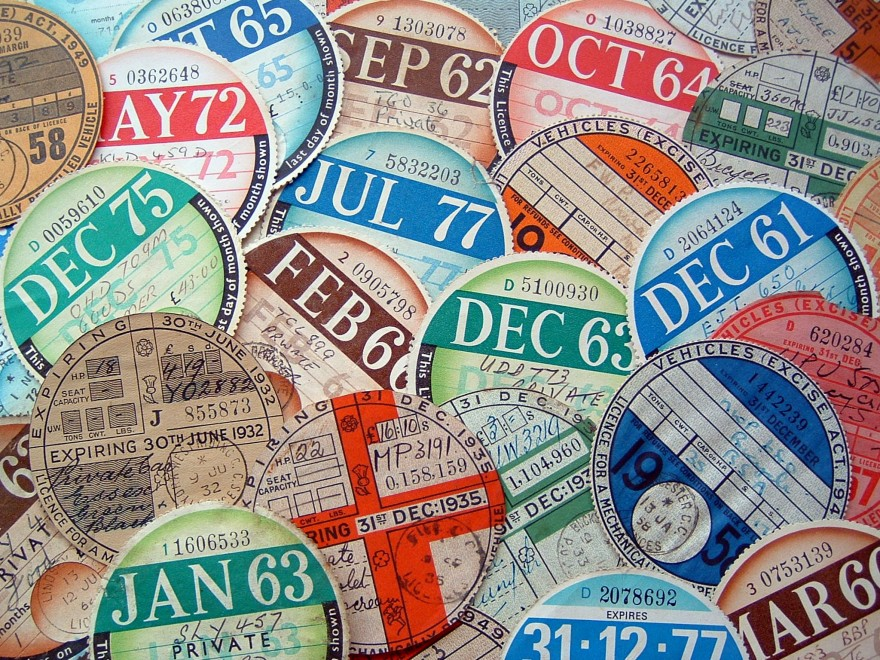 The End of the Car Tax Disc? – New Electronic Tax System to be Introduced from Next Year