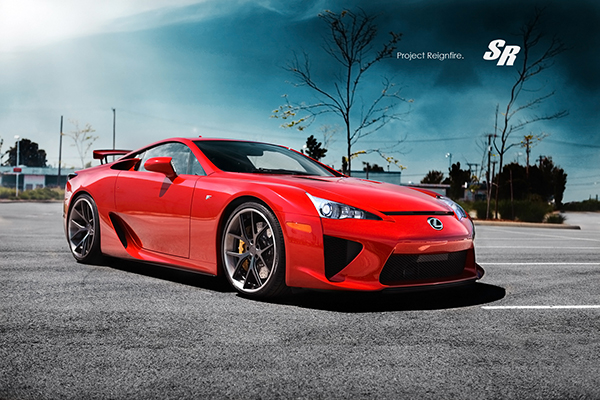 The one with the Lexus LFA! – World's Fastest Car Show Ep 3.28