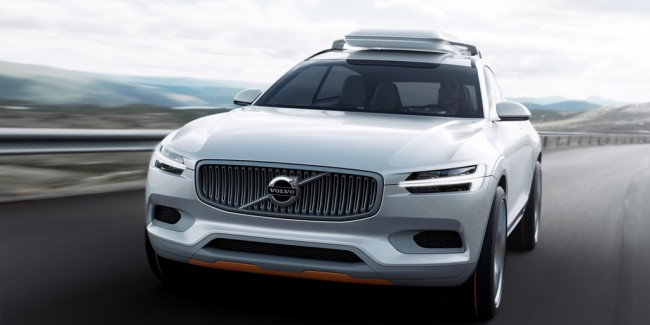 Lifestyle Descriptions of the New Volvo Concept CX Coupe