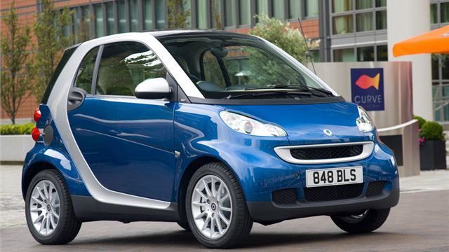 Smart Fortwo (2)
