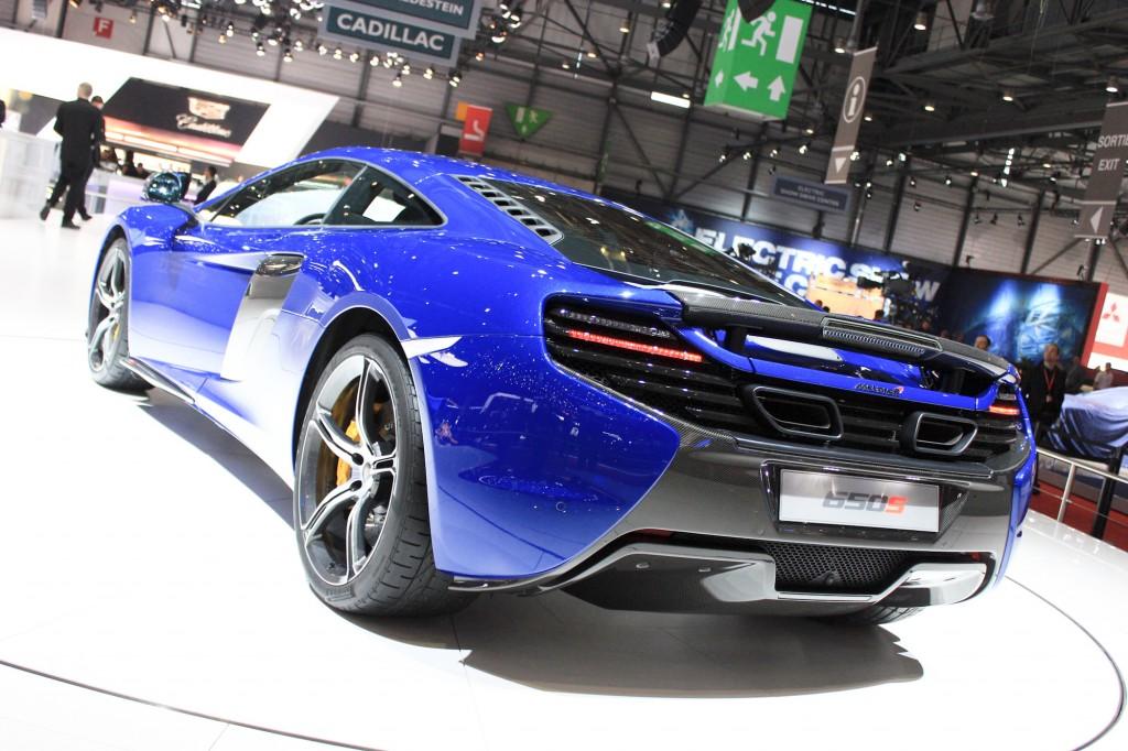 10 Most Spectacular Cars At Geneva Motor Show 2014