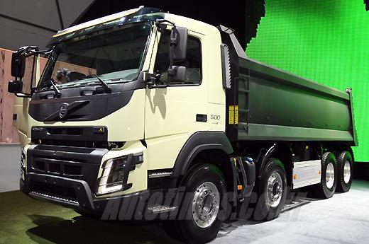 Volvo Unveils New Truck Range at Glitzy Korean Bash