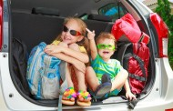 How to keep the kids happy during road trips