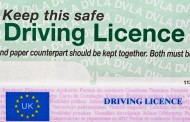 This month sees the end of the paper driving licence